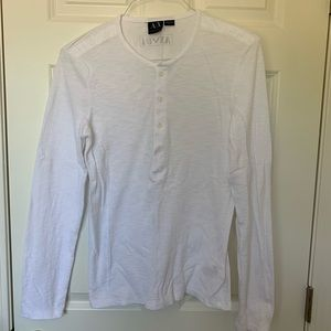 Armani exchange lightweight long sleeve